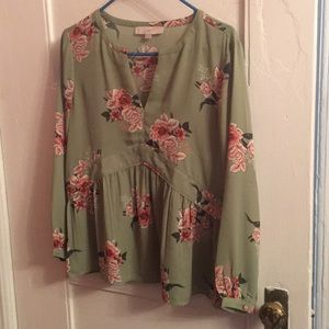 Stylish loft blouse
